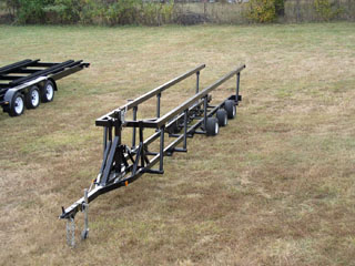 PONTOON BOAT TRAILERS - Haul-Rite Boat Trailers